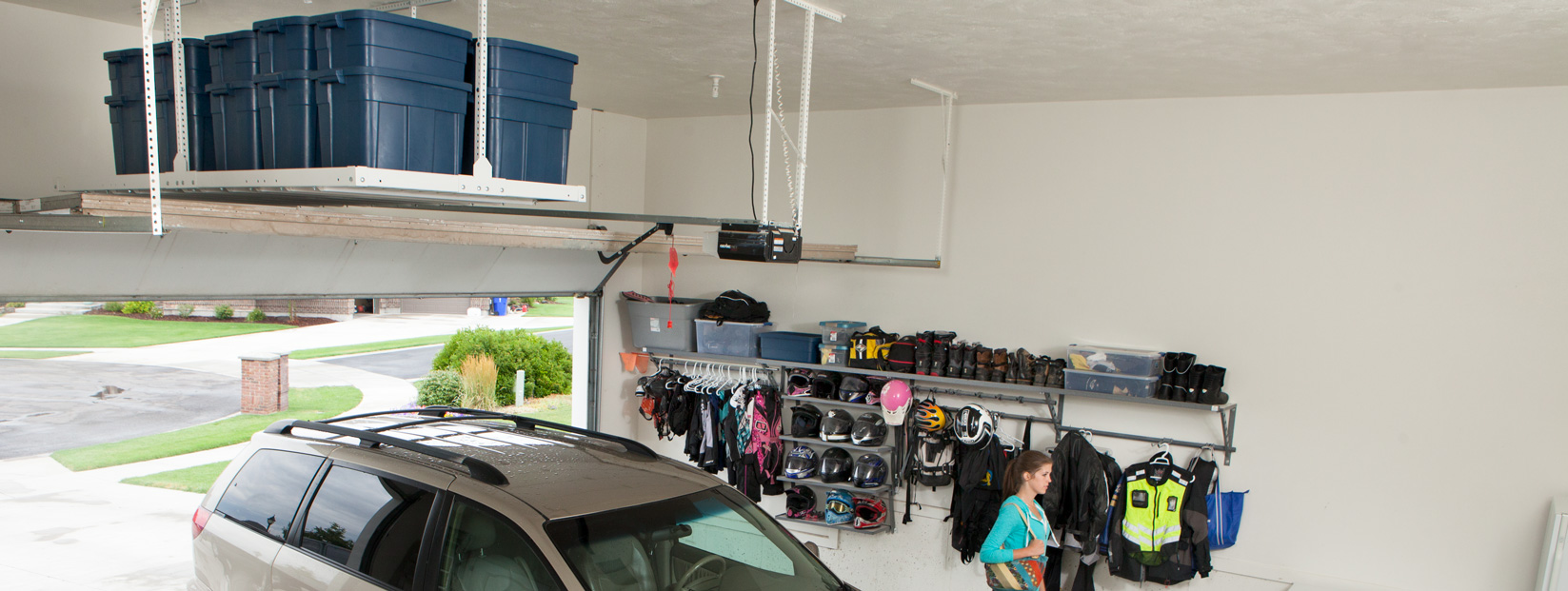 Garage Overhead Storage Orange County